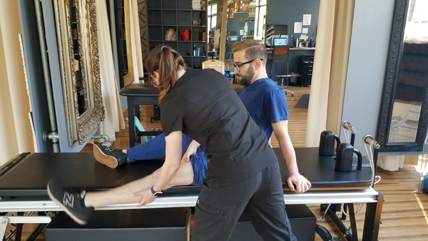 Active Release Technique for Knee Pain at Physio Logic in Downtown Brooklyn