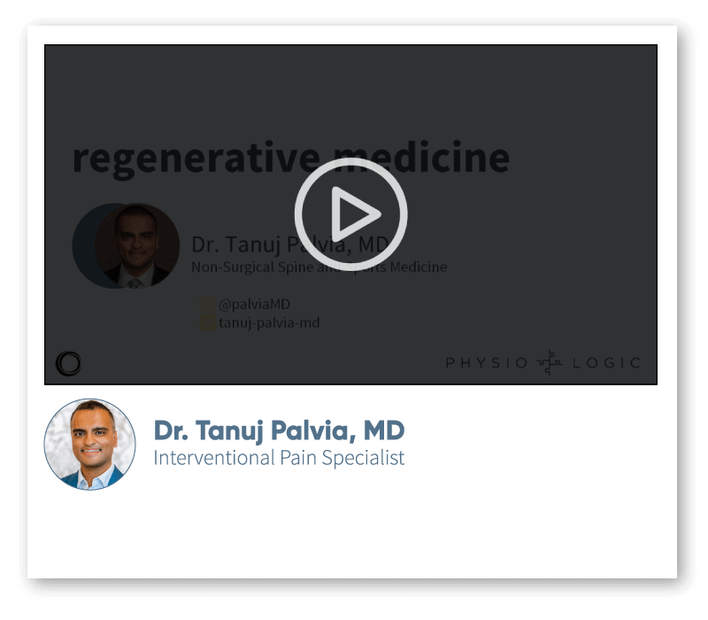Regenerative Medicine & Stem Cell Therapy Webinar