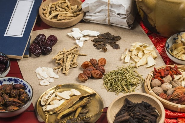 Traditional Chinese medicine to cure migraines and headaches